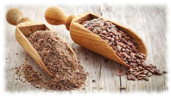 Как едят семена льна